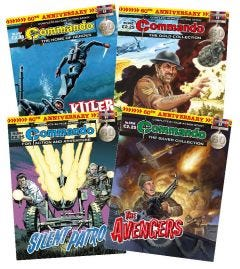 Commando Bundle 5451-5454