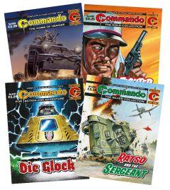 Commando Bundle 5455-5458