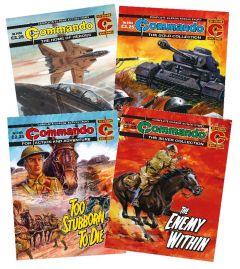 Commando Bundle 5463-5466