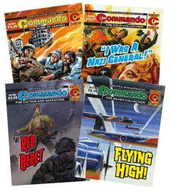 Commando Comics Subscription