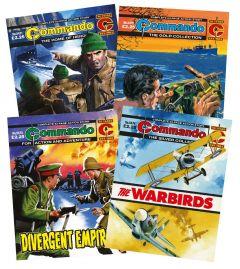 Commando Bundle 5471-5474