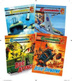 Commando Bundle 5475-5478