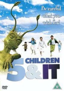 Five Children & It DVD
