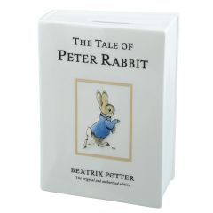 The Tale of Peter Rabbit™ Money Bank
