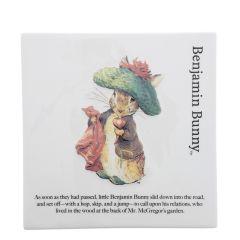 Benjamin Bunny Wall Plaque