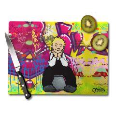 A'Body's Wullie Chopping Board