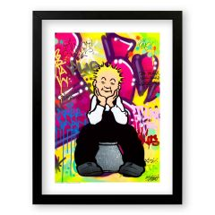 A'Body's Wullie Sleek Prints and Canvases