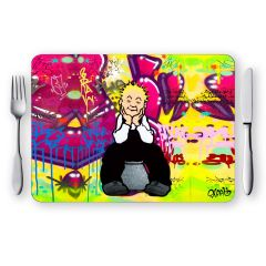 A'Body's Wullie Placemat