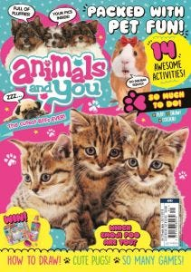 Animals & You - 6 Issues UK
