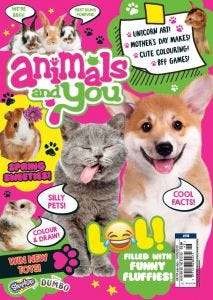Animals & You Staff Subscription