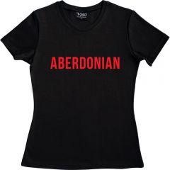 Aberdonian Ladies T-shirt