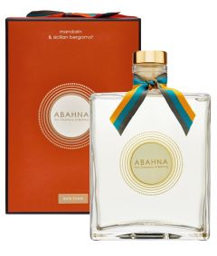 Mandarin & Sicilian Bergamot Luxury Bath Foam Decanter
