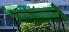Three-Seat Swing Canopy