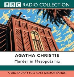 AgathaChristie- Murder in Mesopotamia - Audiobook