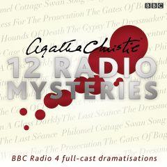 Agatha Christie - 12 Radio Mysteries