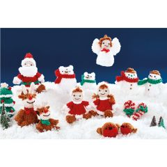 Rudolph and Friends Patterns