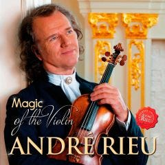 André Rieu: Magic Of The Violin CD