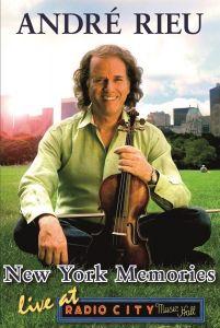 André Rieu: New York Memories DVD