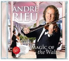André Rieu: Magic of the Waltz CD