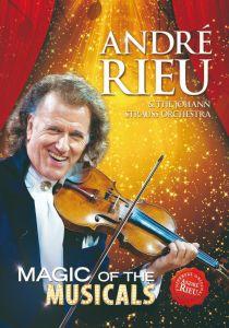 André Rieu Magic Of The Musicals DVD
