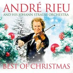 André Rieu - Best of Christmas CD & DVD