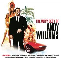 The Very Best of Andy Williams CD