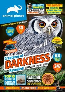 Animal Planet Subscription (with exclusive cover gifts included in every issue)