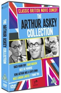 Arthur Askey 6 DVDs Collection