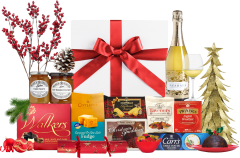 Luxury Overseas Hamper Australia/New Zealand