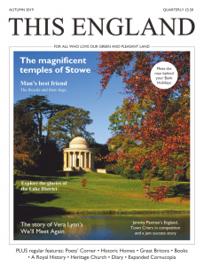 This England Magazine Subscription
