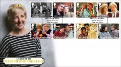 Stamp Collectables - Coronation Street Couples B641