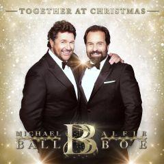 "Michael Ball & Alfie Boe ""Together at Christmas"" CD"