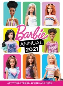 Barbie Annual 2021