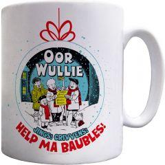 Oor Wullie Jings! Crivvens! Help Ma Baubles! Mug