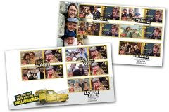 Only Fools & Horses Stamp Set
