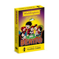 Beano Playing Cards
