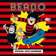 Beano Calendar 2022