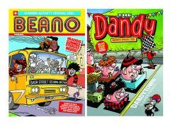 Beano & Dandy Summer Special Pack 2021
