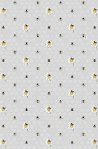 Bee Happy Cotton Tea Towel