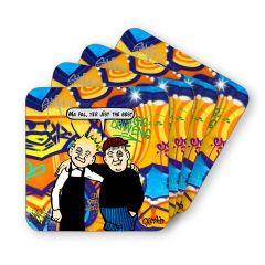 Oor Wullie Best Pals Coasters (4)