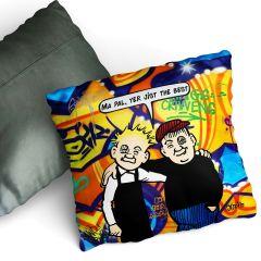Oor Wullie Best Pals Cushion