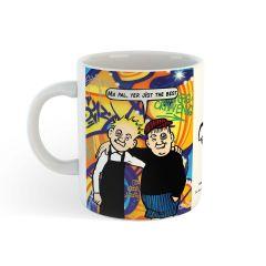 Oor Wullie Best Pals Mug