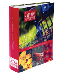 Grow Your Own Binder