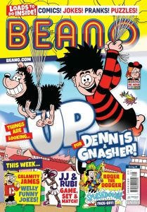 Beano Magazine Subscription