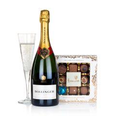Bollinger & Chocolates