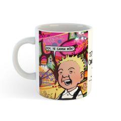 Oor Wullie Ye Canna Win Mug