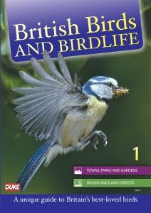 British Birds DVD Vol 1