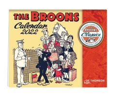The Broons Calendar 2022