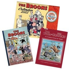 The Broons Pack 2022
