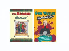 The Broons Blethers & Oor Wullie My Bucket List